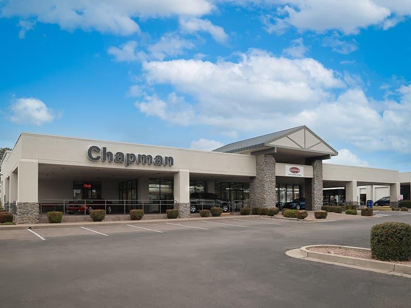 Chapman Payson Auto Center