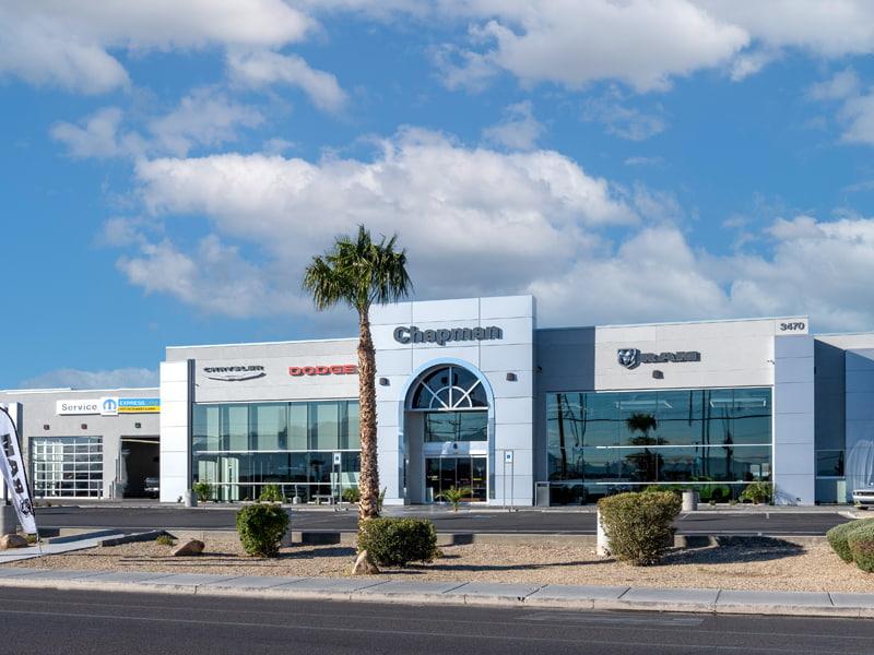 Chapman Las Vegas Dodge
