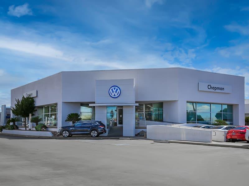 Chapman Volkswagen of Tucson