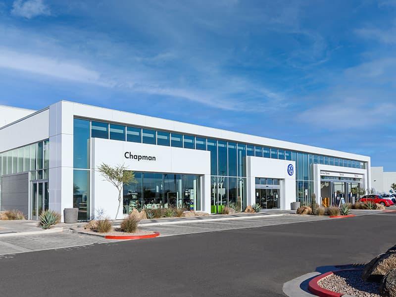 Chapman Volkswagen Scottsdale