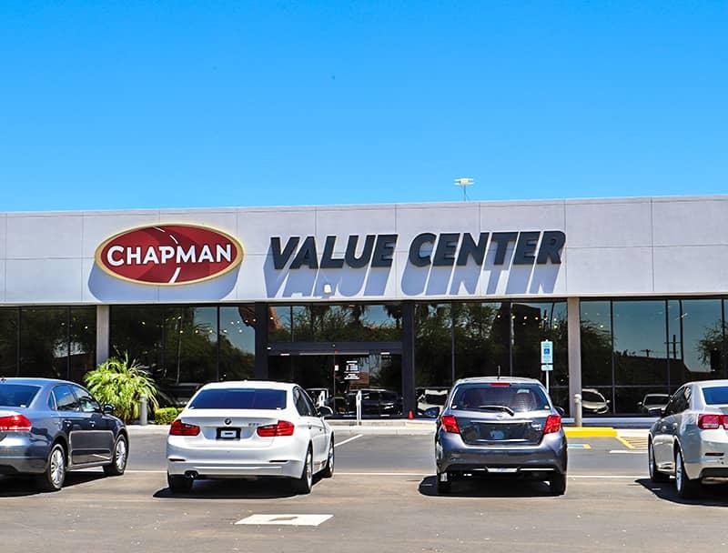 Chapman Value Scottsdale