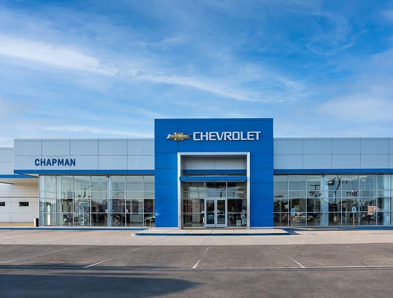 Chapman Chevrolet Buick GMC