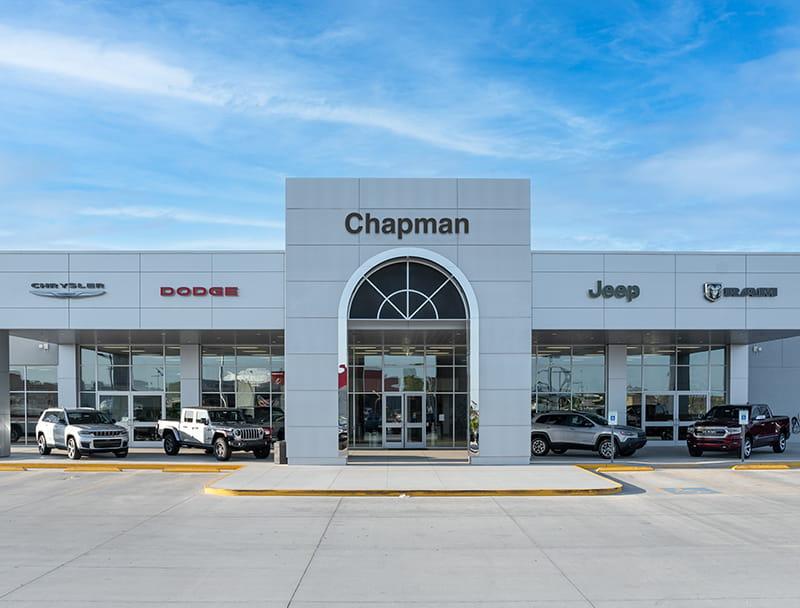 Chapman Dodge Chrysler Jeep Ram